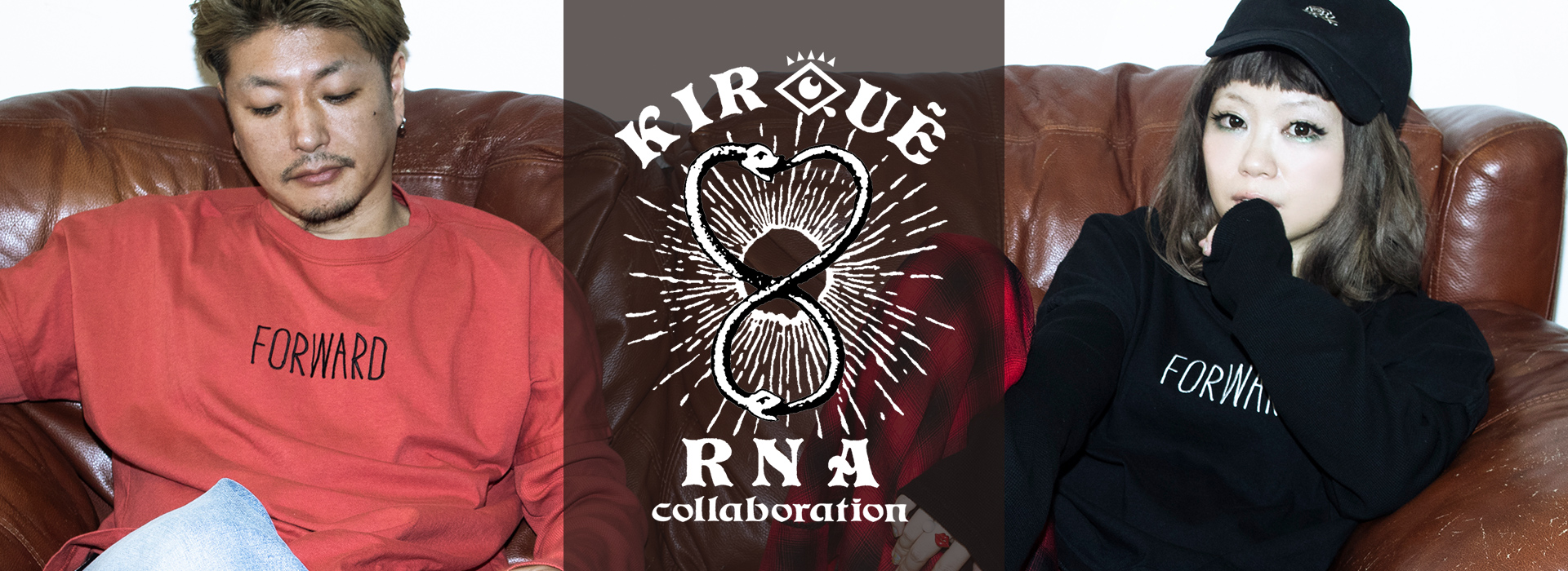 Kirque×RNA  Collaboration ITems