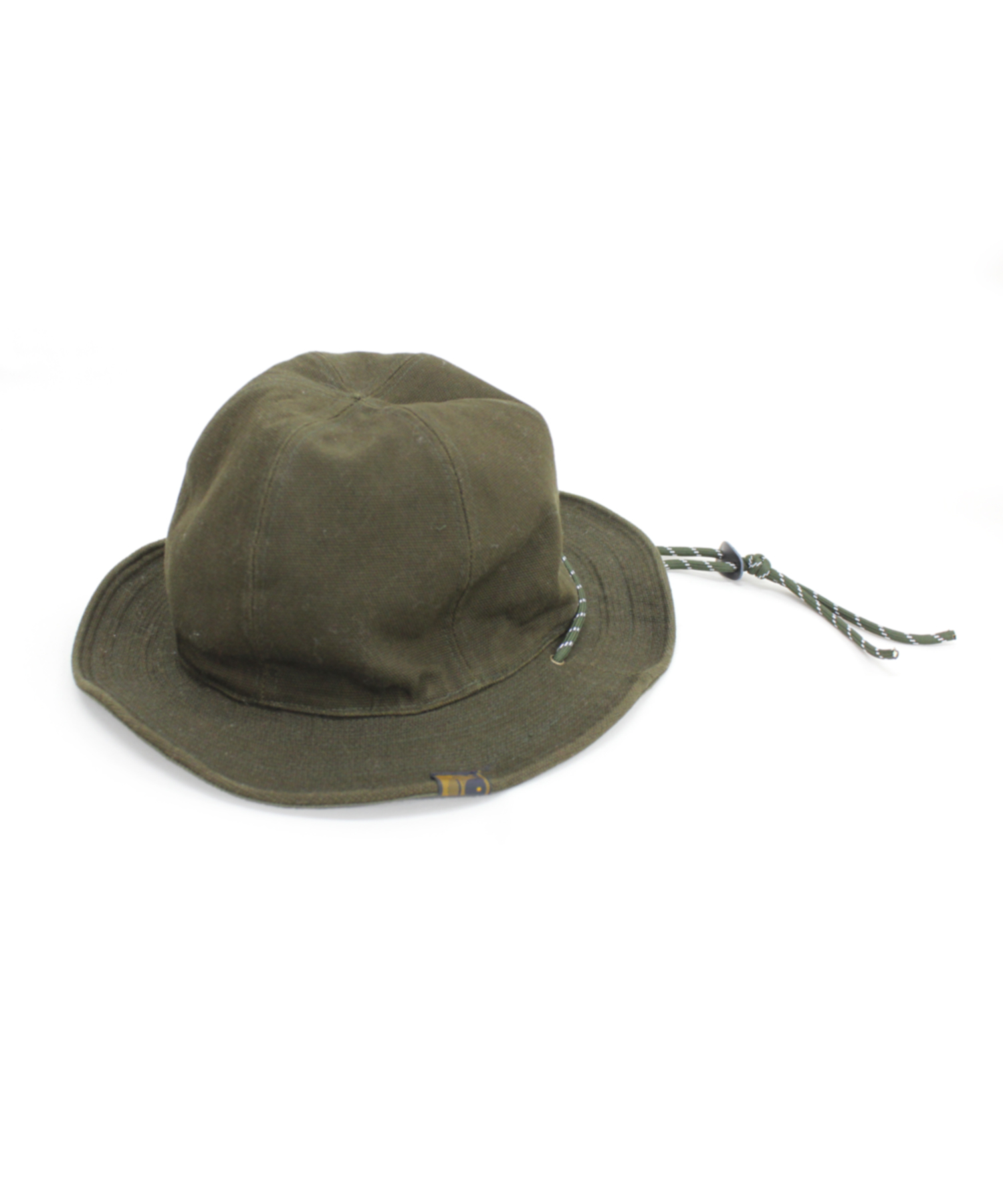 E4579 CANVAS CORDR HAT
