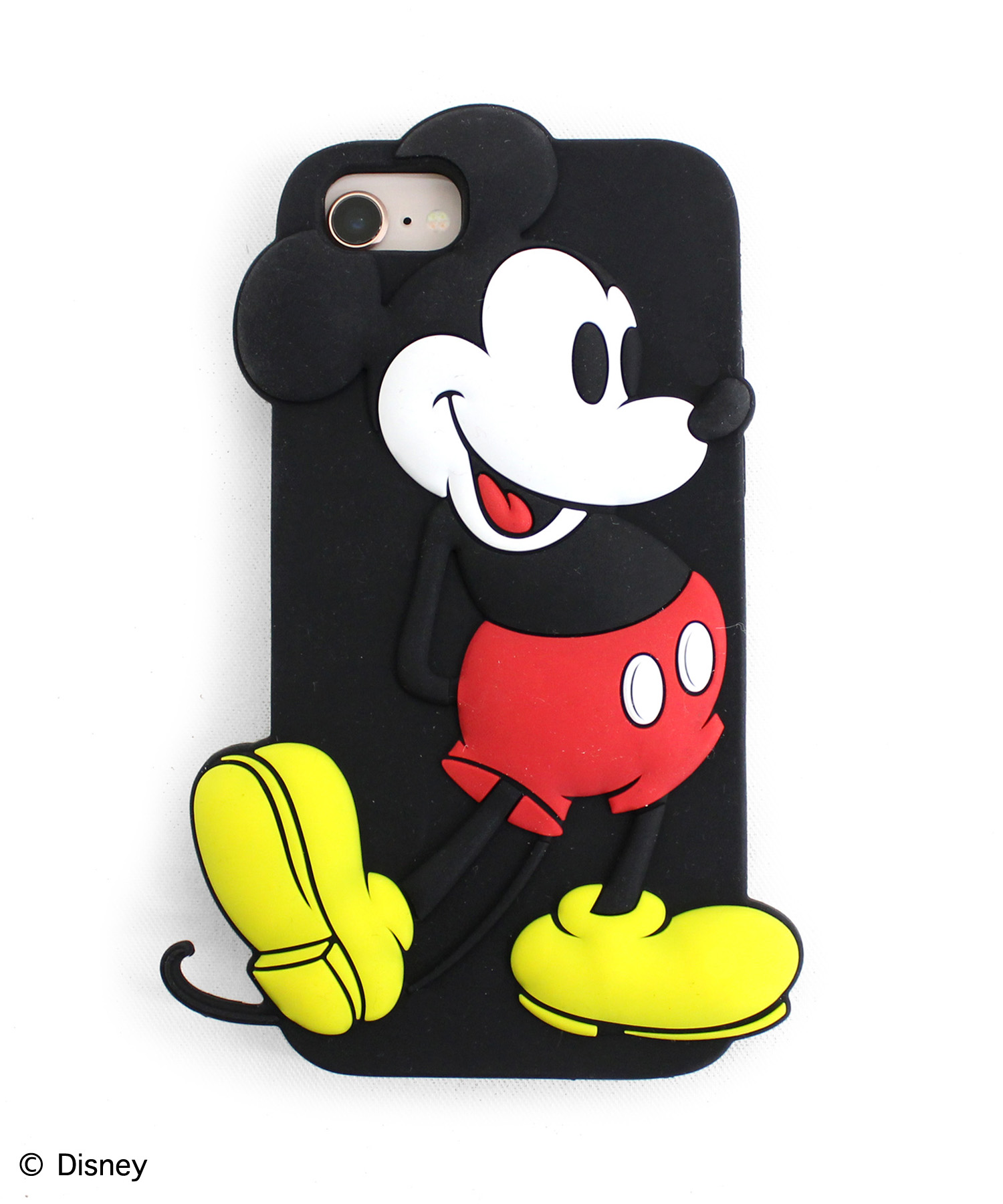 E4583 MICKEY MOUSE/iphoneケース