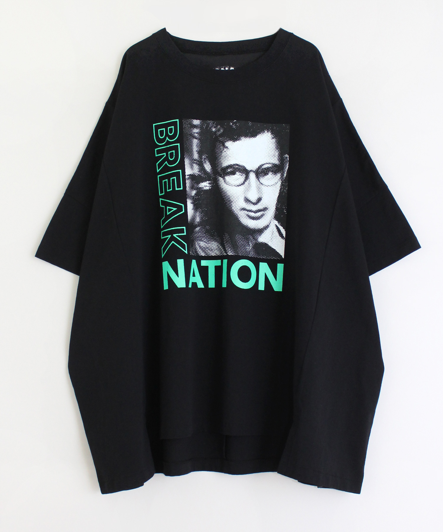 M1502 BREAK NATIONワイドBIG Tシャツ