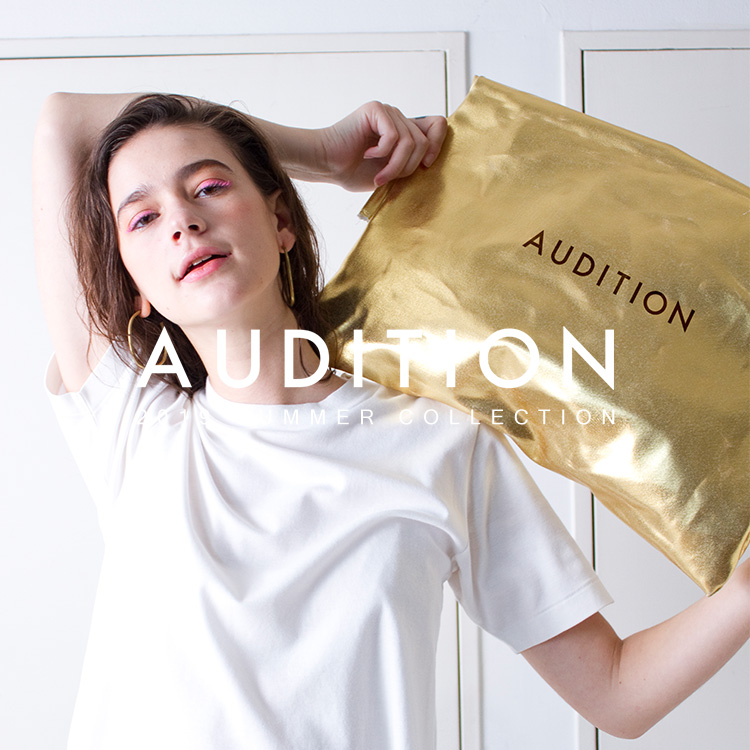 【AUDITION】特集「2019 SUMMER COLLECTION」公開!