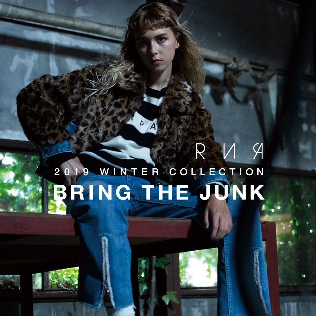 【RNA】WEB CATALOG「BRING THE JUNK」公開中!