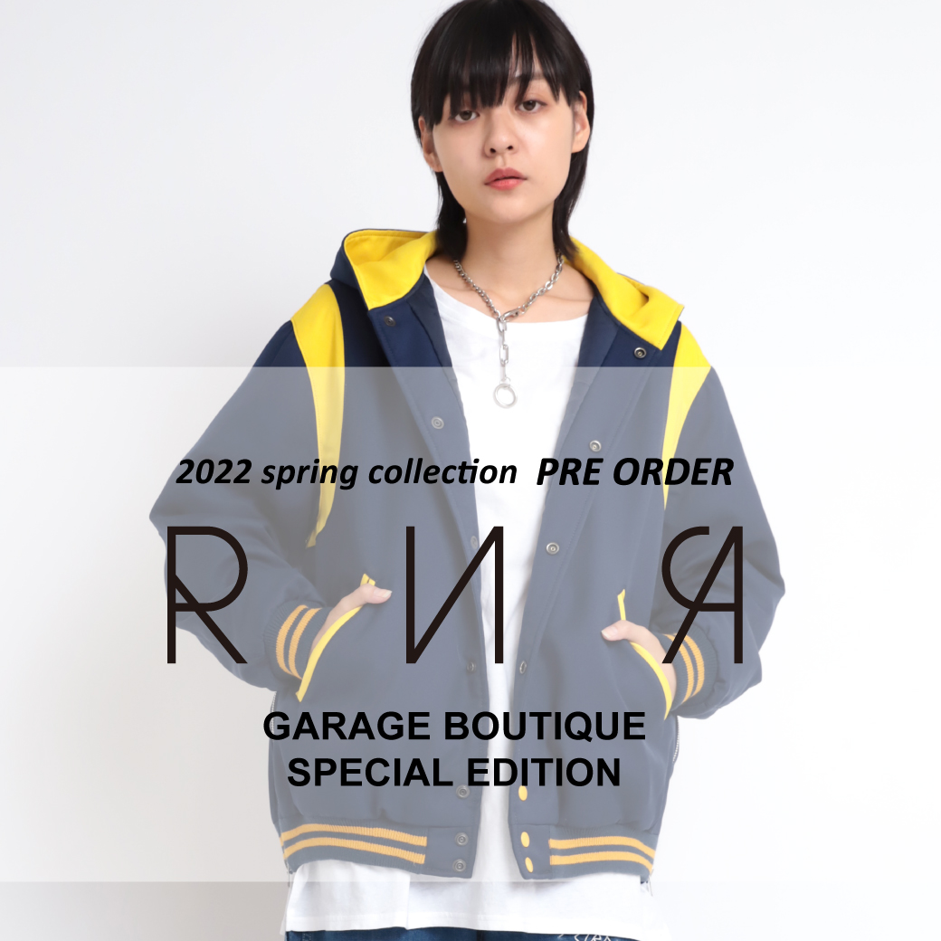 【AUDITION】2021 SPRING COLLECTION 新作アイテム予約開始しました。