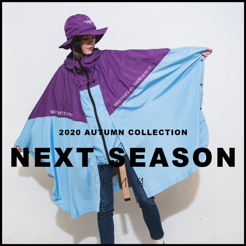 【RNA】特集「2020 AUTUMN COLLECTION ~NEXT SEASON~」公開!